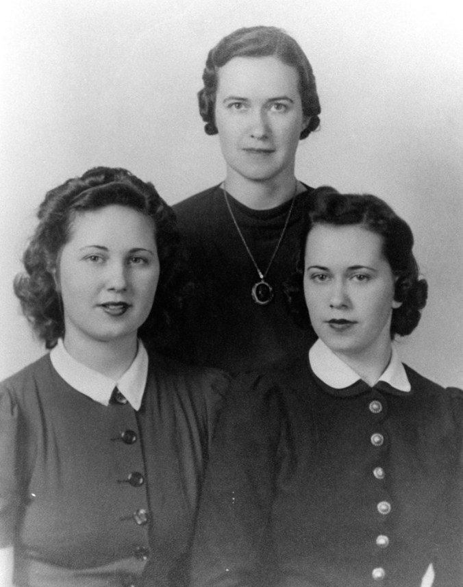 Luther Parmer daughters