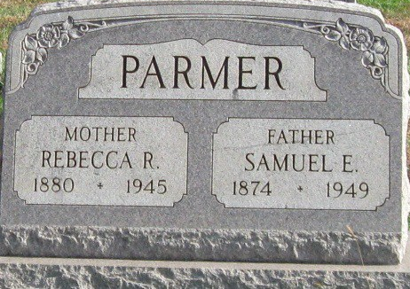 samuel and rebecca headstone